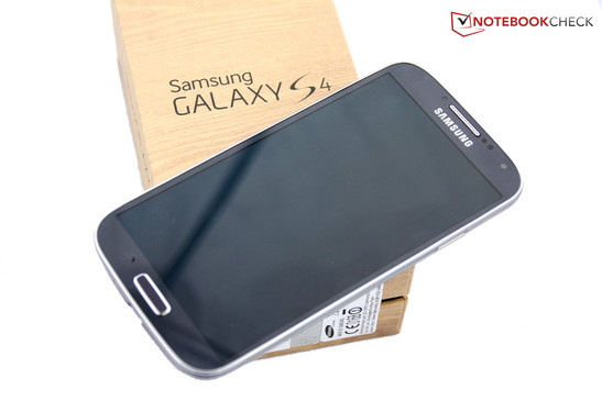 Review Samsung Galaxy S4 GT-I9505 Smartphone - NotebookCheck net Reviews