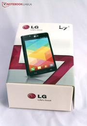 The LG Optimus L7 II is a decent smartphone in almost every regard ...