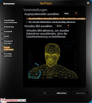 Veriface enables securing system access via face recognition.