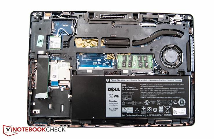 Dell Latitude 14 E5470 Notebook Review - NotebookCheck net
