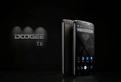 Doogee announces T6 smartphone with built-in power bank