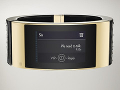 Intel MICA smart bracelet costs $495 USD and can be purchased only in the US