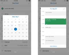 Microsoft Outlook mobile improved calendar, now support for add-ons also available