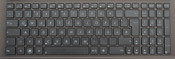The chiclet keyboard of the Asus K55VM-SX064V