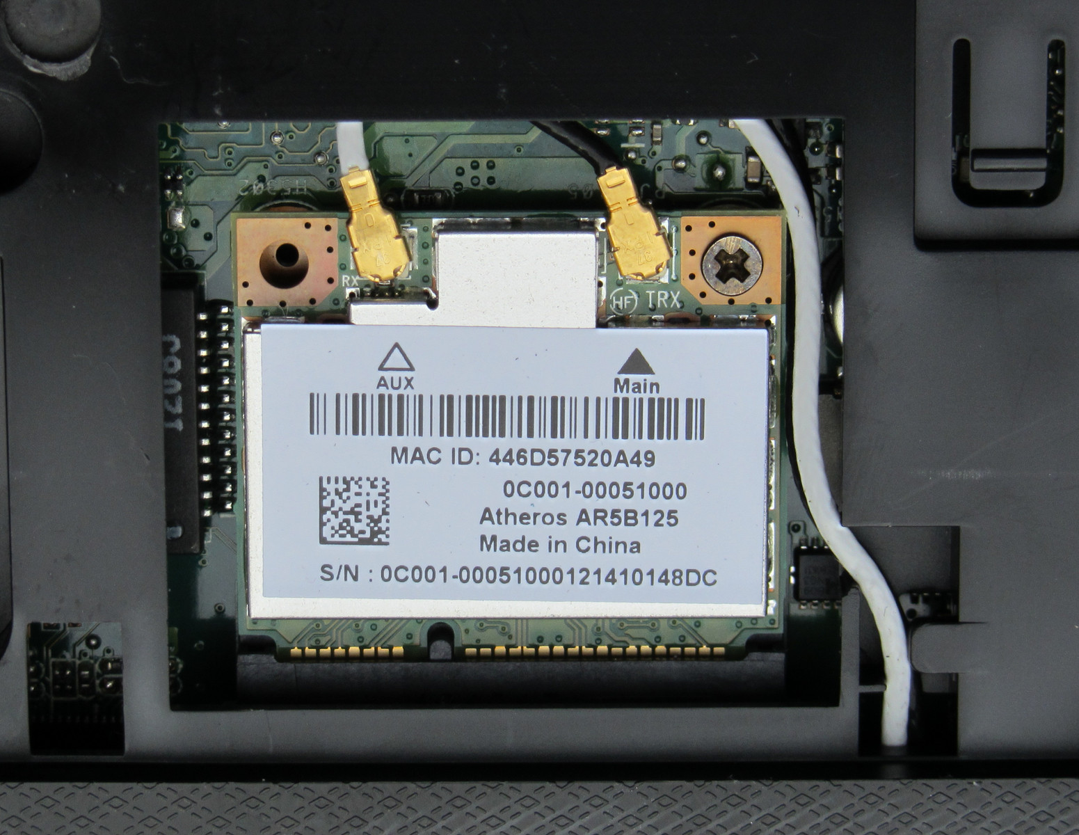 ASUS K55DR Qualcomm Atheros BlueTooth Driver (2019)