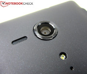 Main camera with 7 MP