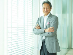 Sony CEO sees a stagnating smartphone market