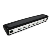 Only USB Docking solutions: Kensington SD100
