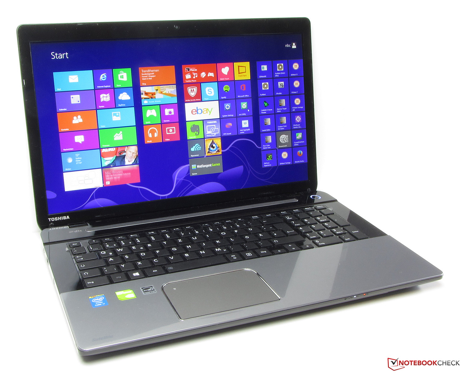 TOSHIBA SATELLITE L70T-A INTEL BLUETOOTH DRIVER FOR WINDOWS 8