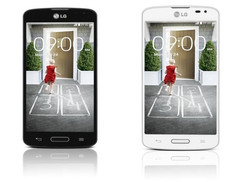 LG F70 Android smartphone with 4G LTE and quad-core Qualcomm Snapdragon 400