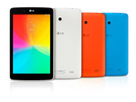 LG G Pad tablets, global tablet shipments continue to drop