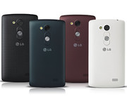 In addition to standard black and white, the phone is available in other colors as well.