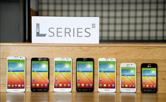 LG confirms the L Series III budget Android smartphones L40, L70 and L90