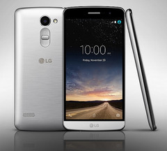 LG Ray X190 Android smartphone with octa-core MediaTek processor