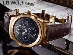 LG unveils Urbane Luxe Limited Edition smartwatch for $1200 USD