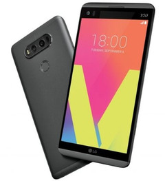 LG V20 Android smartphone with Qualcomm Snapdragon 820 and Android Nougat now official