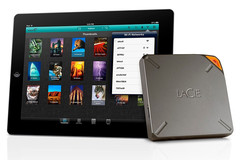 LaCie 2 TB Fuel wireless hard drive available in April 2014