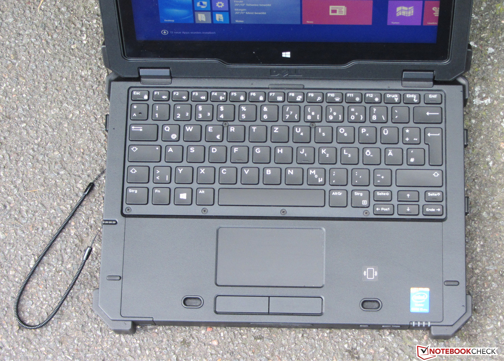 Dell Latitude 12 Rugged Extreme Convertible Review