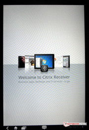 Citrix Receiver app