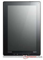 Lenovo ThinkPad tablet.