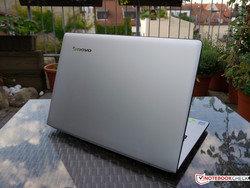 In review: Lenovo U41-70. Test model courtesy of Campuspoint.