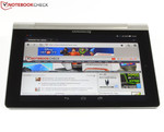 Lenovo Yoga Tablet 8: IPS display with 1280x800 pixels