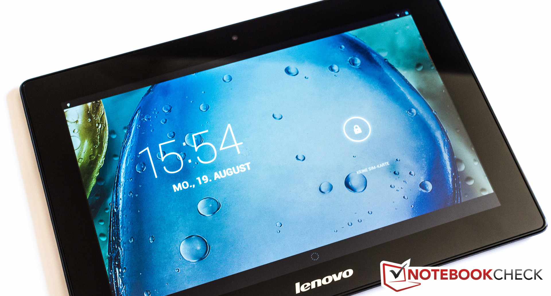 Lenovo S6000 Tablet: model overview, customer reviews and expert reviews