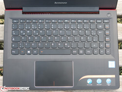 IdeaPad 500S: Input devices
