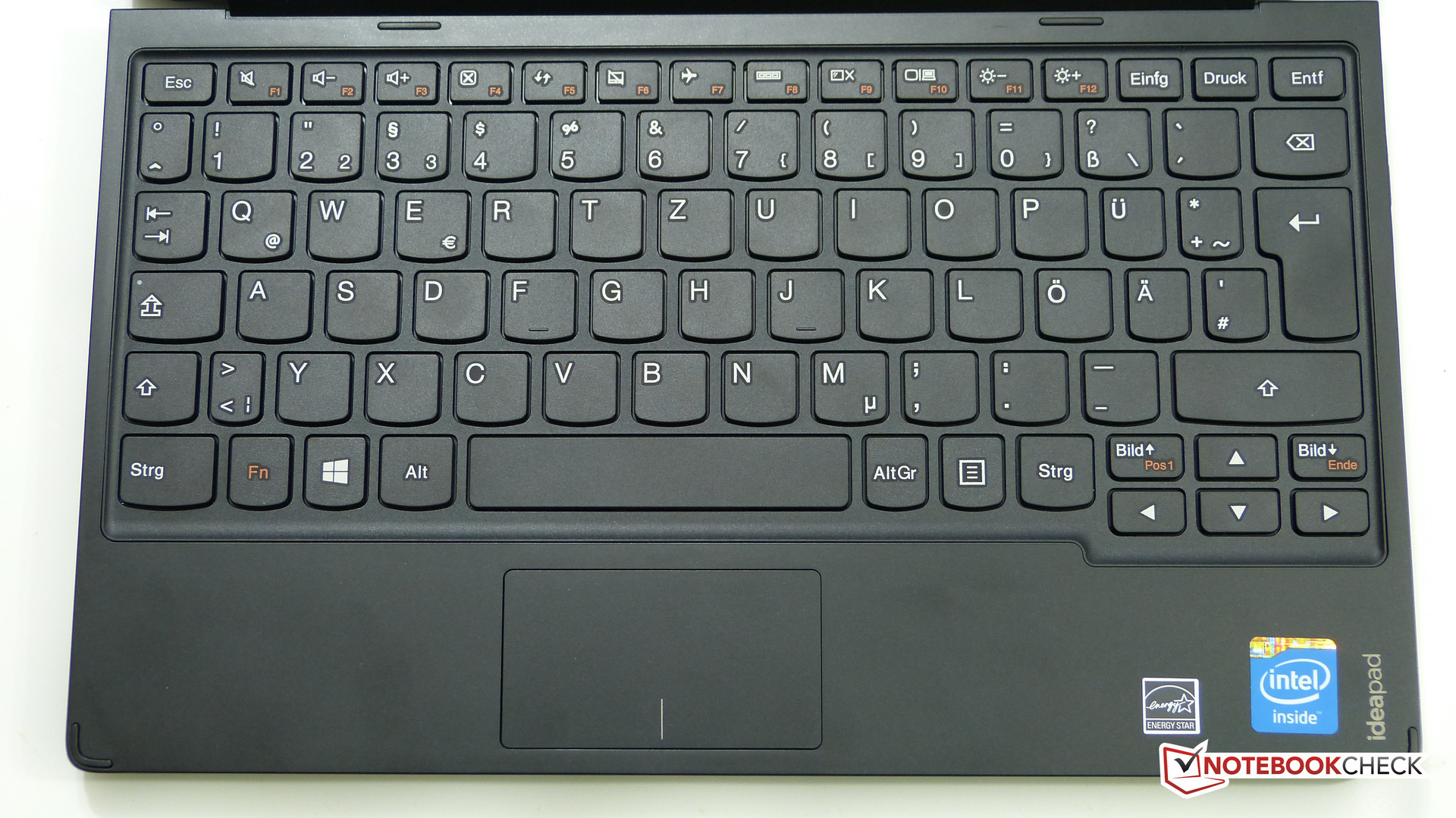 Lenovo Ideapad Keyboard Replacement