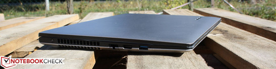 Lenovo IdeaPad S300 (MA145GE): the gaming performance of the HD 7450M is too little, to be an advantage.