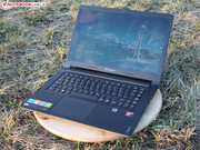 ...S405 released at the end of 2012. At that time, the 14-inch model was equipped with a conservative Trinity quad-core CPU.