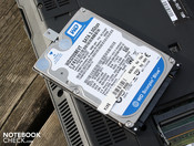 WD3200BEVT 320GB 5400rpm