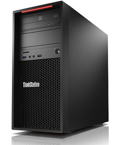 Lenovo ThinkStation P310 workstation with NVIDIA Quadro graphics and Intel Xeon/Core processor
