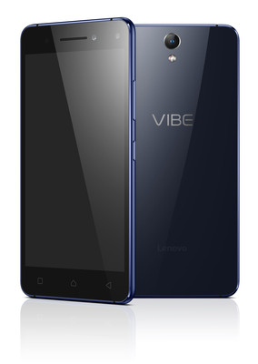 The Lenovo Vibe S1 Lite (Picture: Lenovo)