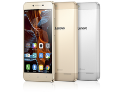 Lenovo unveils Vibe K5 and Vibe K5 Plus smartphones