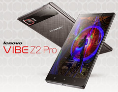 Lenovo Viber Z2 Pro Android phablet with Qualcomm Snapdragon 801 and 16 MP camera with OIS