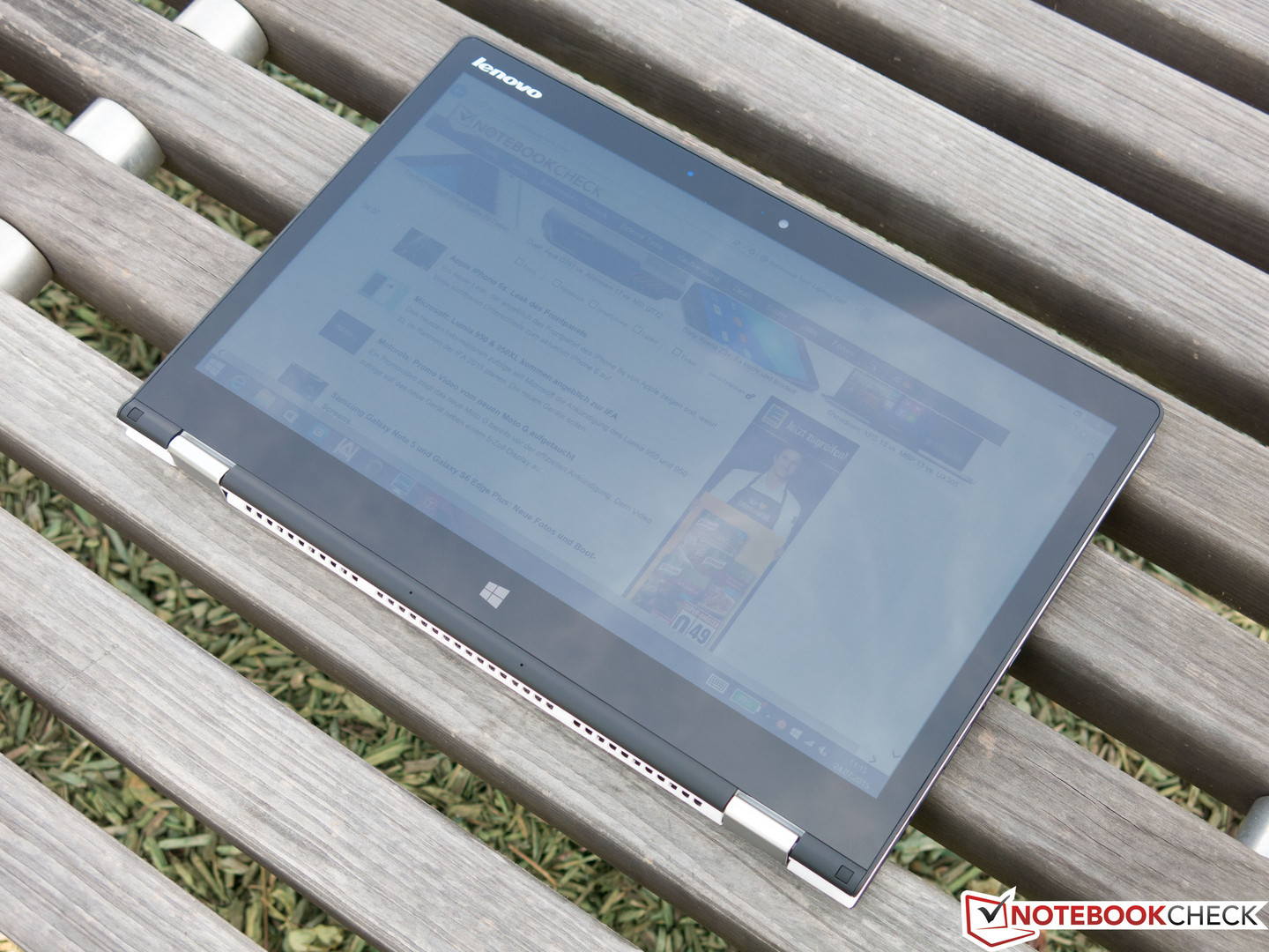 Lenovo Yoga 3 14 (GT 940M) Convertible Review