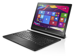 13-inch Lenovo Yoga Tablet 2 with Windows and Intel Atom processor