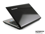 We got hold of a Lenovo IdeaPad Z565.