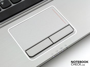 Touchpad with long stroke depth