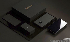 Lenovo ZUK Edge teaser surfaces on Weibo, launch expected early December 2016