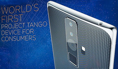 Lenovo Project Tango smartphone coming in June 2016