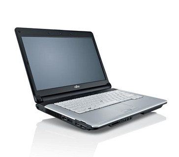 The Lifebook S710 is a light business notebook with many features