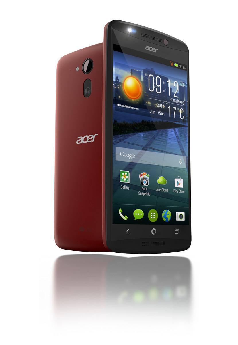 Acer Introduces New Liquid E600 E700 And X1 Smartphones