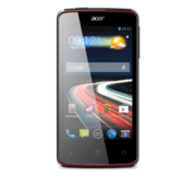 The Z4 has a 4-inch screen size.