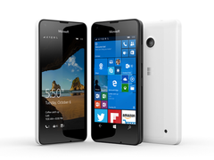 Microsoft unveils affordable Lumia 550 smartphone with Windows 10
