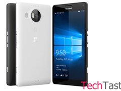 New images of Microsoft Lumia 950 and 950 XL surface online