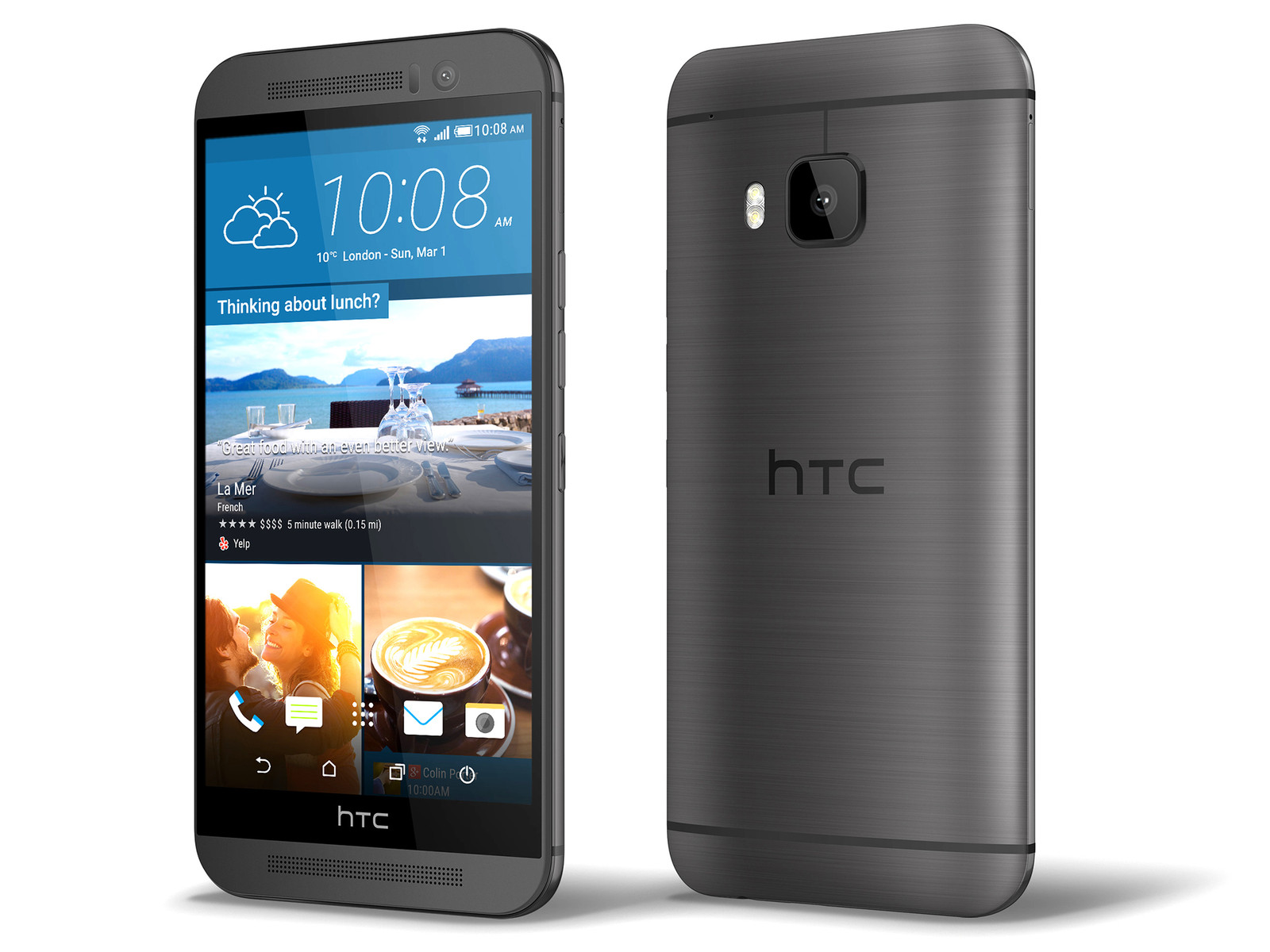 HTC One M9 First Impressions