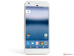 In review: Google Pixel XL. Test model provided by Google Germany.