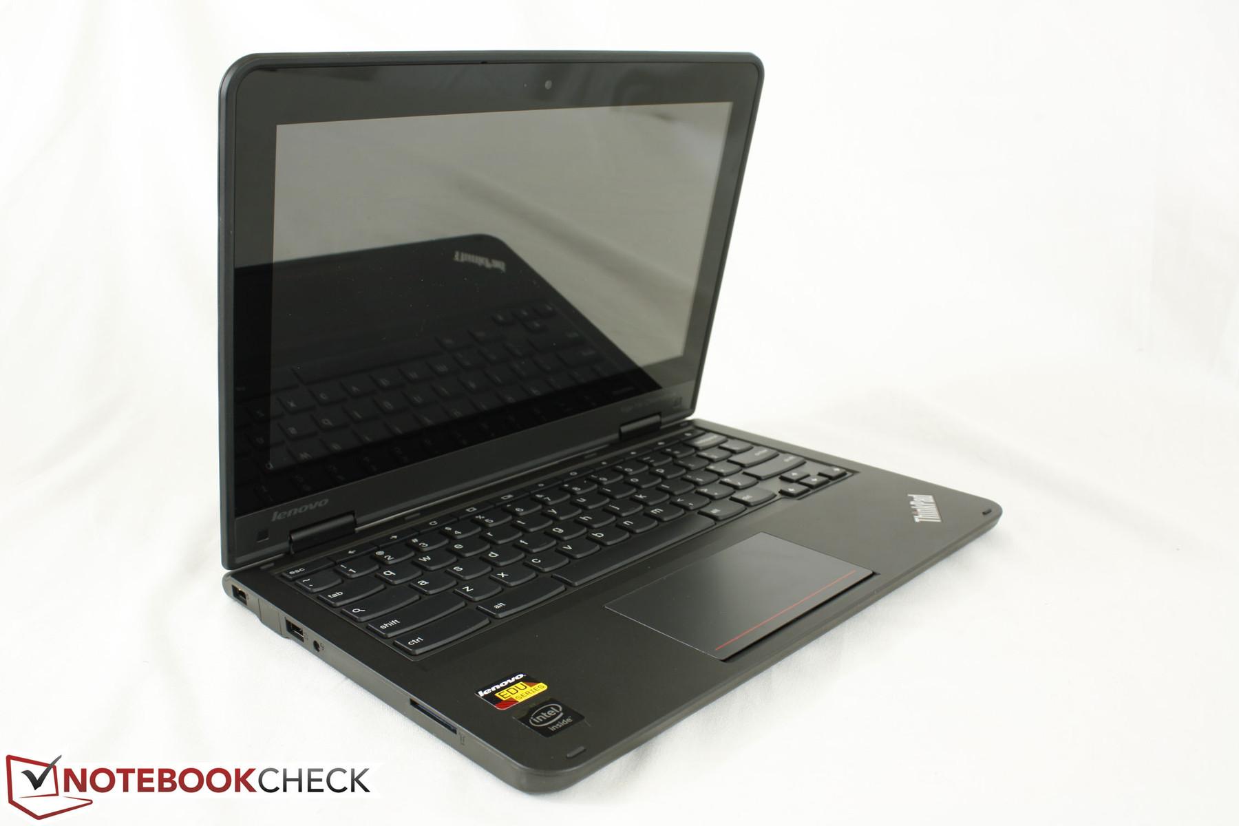 Lenovo Thinkpad Yoga 11e Chromebook Review Notebookcheck Net Reviews